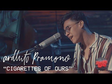 Download Ardhito Pramono – Cigarettes Of Ours Live Studio Session Mp4 baru