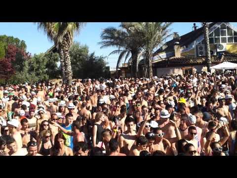 Amazing summer festival ciudad real