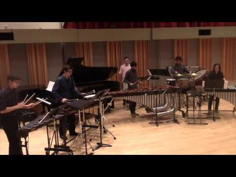 Dancers To A Discordant System - Meshuggah (Percussion Arrangement)