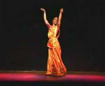 Bairi Piya - Choreography And Dance By Magdalena Niernsee video