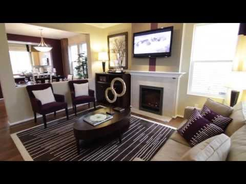 Seattle Washington Real Estate Video Tours - Polygon Homes - High Point - Residence 3