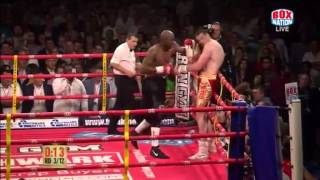 David Price vs Tony Thompson II 2013 07 06