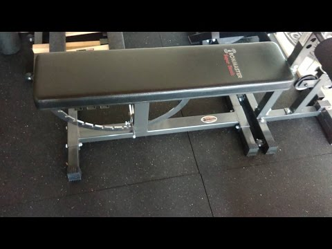 IronMaster Super Bench and Attachments - 1+ Year Review