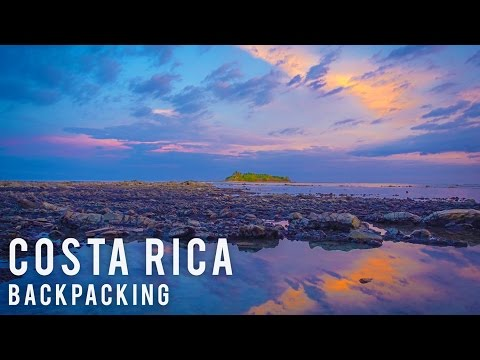 Backpacking in Costa Rica - A Short Film