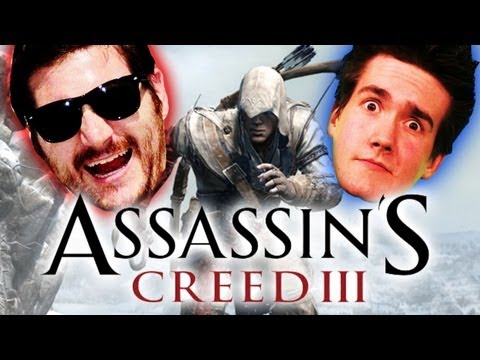 Assassin's Creed 3 Preview! First Gameplay Demo Impressions with Machinima's Adam Kovic!