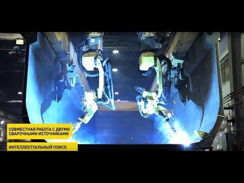 Роботы FANUC на Машиностроительном предприятии ТОНАР