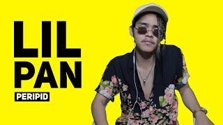 "Lil Pan ""FAMILY FRIENDLY"" Ofiicial lirik & Arti | Peripid"