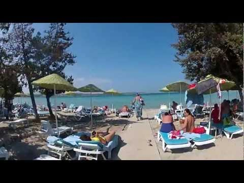 Cesme Izmir Turkey Vacation 2012 GoPro 2