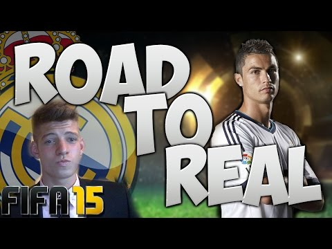 FIFA 15 ROAD TO REAL! #3 NEW SIGNING + NOO! Real Madrid Live Road To Glory (Fifa 15 Ultimate Team)