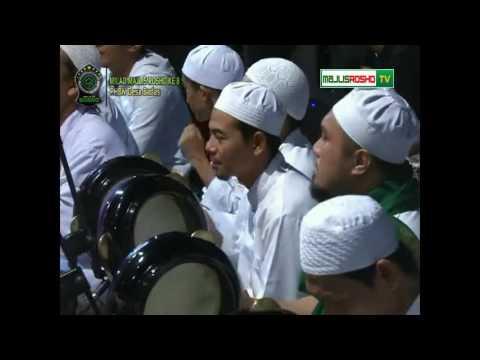 Mabruk Alfa Mabruk - Badas Cinta Rosul bersama Habib Syech bin Abdulqodir Assegaf