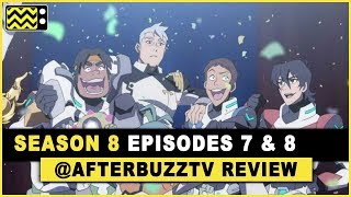 Michael Chang & Rie Koga guest on Voltron Season 8 Episodes 7 & 8 Review & After Show