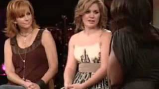 Download Lagu Kelly Clarkson and Reba McEntire — Because of You — Oprah Gratis STAFABAND