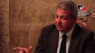 خالد عبد العزيز : المؤتمر الاقتصادي قصة نجاح للمصريين