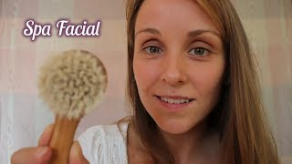 ⊱✿ Spa Facial Treatment (Roleplay/ Personal Attention)|ASMR (German/ Deutsch) ✿⊰