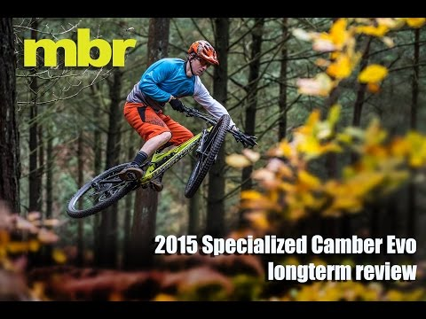Specialized Camber Evo 2015 longterm review - mbr magazine
