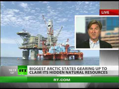 Race for Riches: Will Arctic see battle over oil & gas?