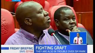 KEBS boss Charles Ongwae arrested over substandard fertilizers