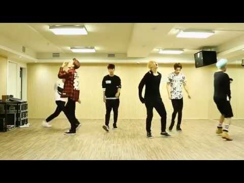 VIXX 'Eternity' mirrored Dance Practice