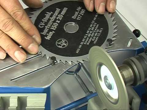 Заточка дисков для циркулярной пилы своими руками