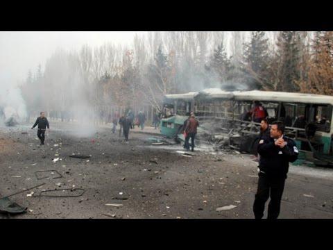 Kayseri'de Patlama! Çarşı İznine Çıkan Askerlere Bombalı Araçla Saldırdılar