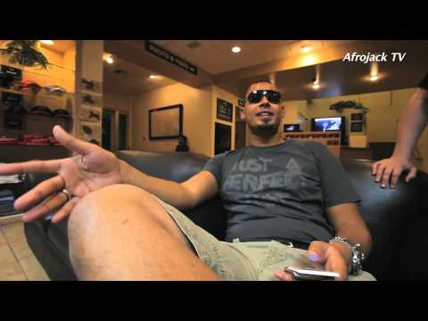 AFROJACK@EDC LAS VEGAS 2011