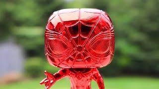 P.O. Box Opening | Chrome Spiderman!