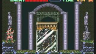 SNES Longplay - Super Castlevania 4