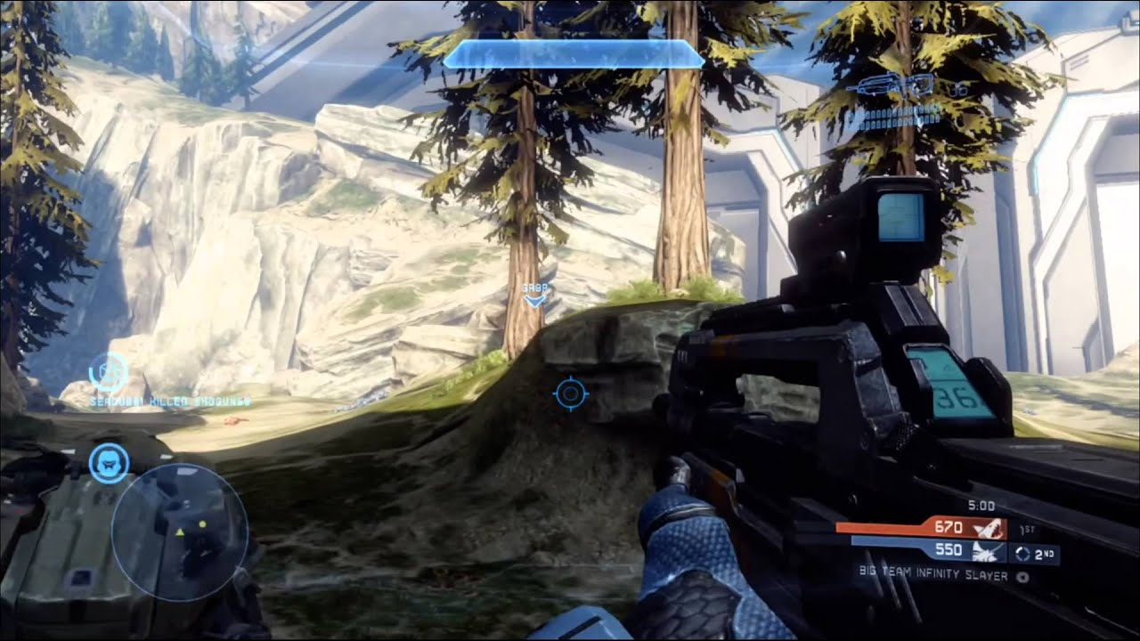 Halo 4 Multiplayer Gameplay - YouTube