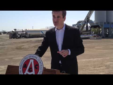 Bakersfield, CA Construction Jobs & Highway Bill Media Event