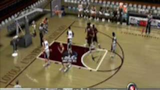 College hoops 2k8 review