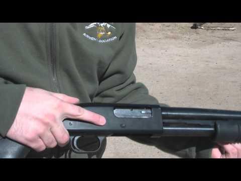Mossberg 500 Shotgun Review