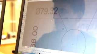 Атмосферное видео командной работы над общим проектом