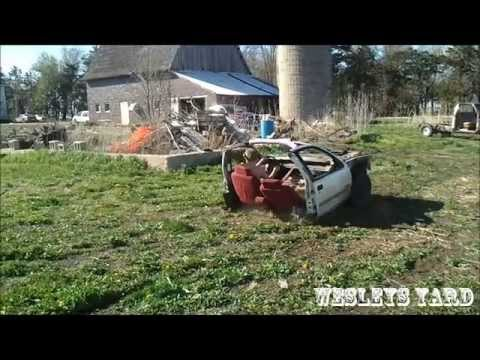 Half Car Roll Over
