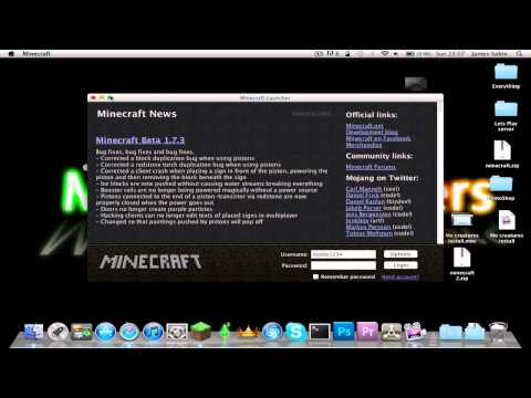 How To Install Minecraft Zeppelin Mod (Mac lion and snow leopard)