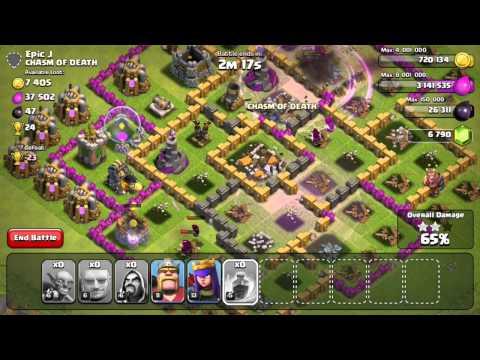 Clash of Clans - Chief Challenge: Pat vs Galadon/100 Goblin Armies! (Ep. 3)