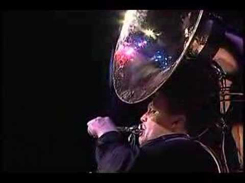 tuba beatboxing (Sousaphone really)