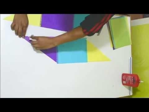 Como hacer un globo de Cantoya
