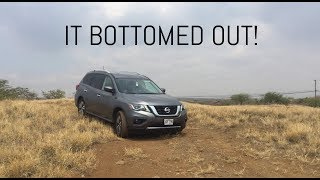 Is It Still An Off-Roader? 2018 Nissan Pathfinder Off-Road Review