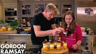 Mango Sundae From Gordon Ramsay