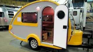 2012 Tab Roulotte - Tab Caravan at 2012 Salon du VR Vehicules Recreatifs de Montreal