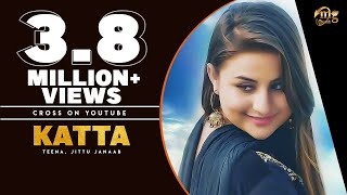 New Haryanvi Song || Katta || Teena, Krishan Sanwra || Haraynvi Dj Song || Latest Haryanvi Song 2017