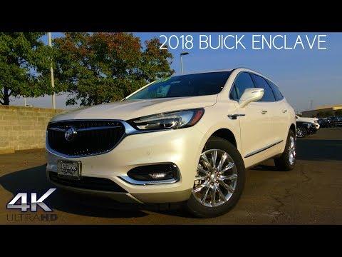2018 Buick Enclave 3.6 L V6 Review