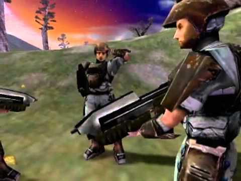 Halo 1999 - 2000 E3 Prototype [TPS E3 2000 Preview]