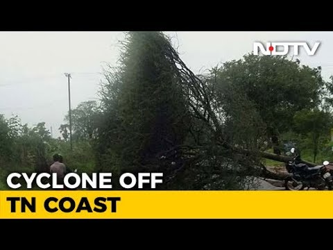 Heavy rain in Tamil Nadu, Cyclone Ockhi to hit Lakshwadeep