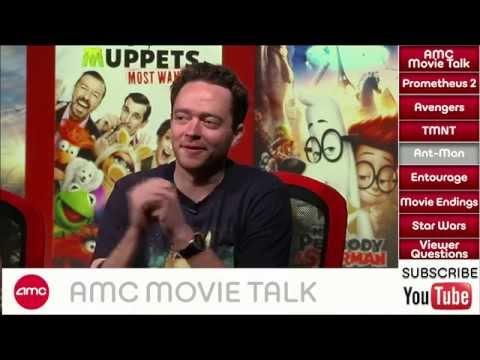 AMC Movie Talk - PROMETHEUS 2 Coming? ENTOURAGE Movie Progress