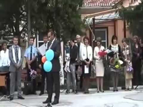 """▶ Песен на учениците от НУ  """"Хр. Ботев, град Плевен"""