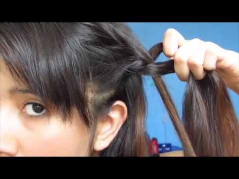 2 peinados rápidos y fáciles con trenza para regresar a clases