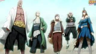 Naruto Shippuden Opening 13 Full