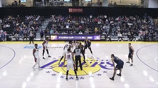 South Bay Lakers vs. Sioux Falls Skyforce - Condensed Game