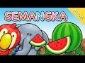 Lagu Anak Indonesia | Semangka